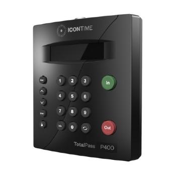 Icon Time TotalPass P400