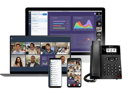 8x8 VoIP Service Interface