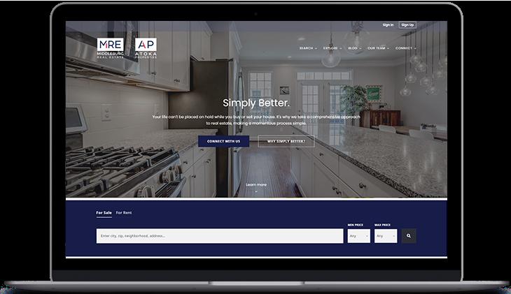 Atoka Properties website