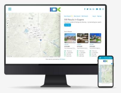 Exclusive templates in IDX Broker HOME