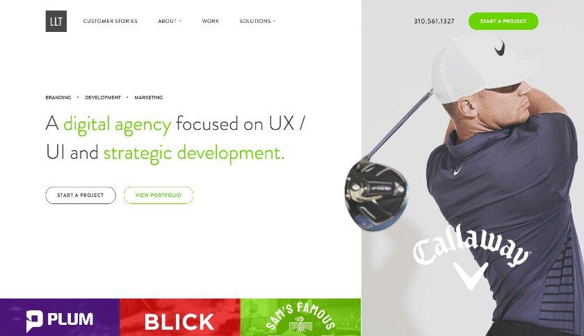 LLT Group website