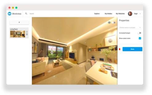 Virtual Tour Builder in Modobay