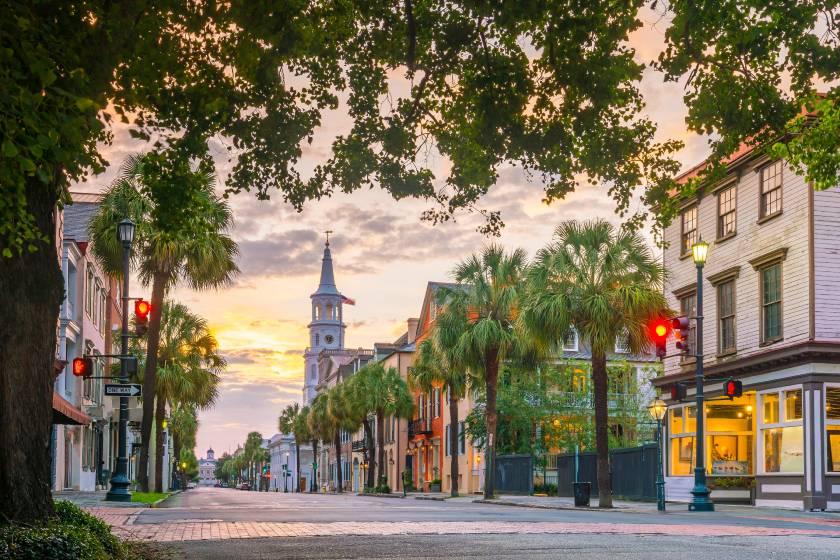 9. South Carolina <small>(Growing Population)</small>