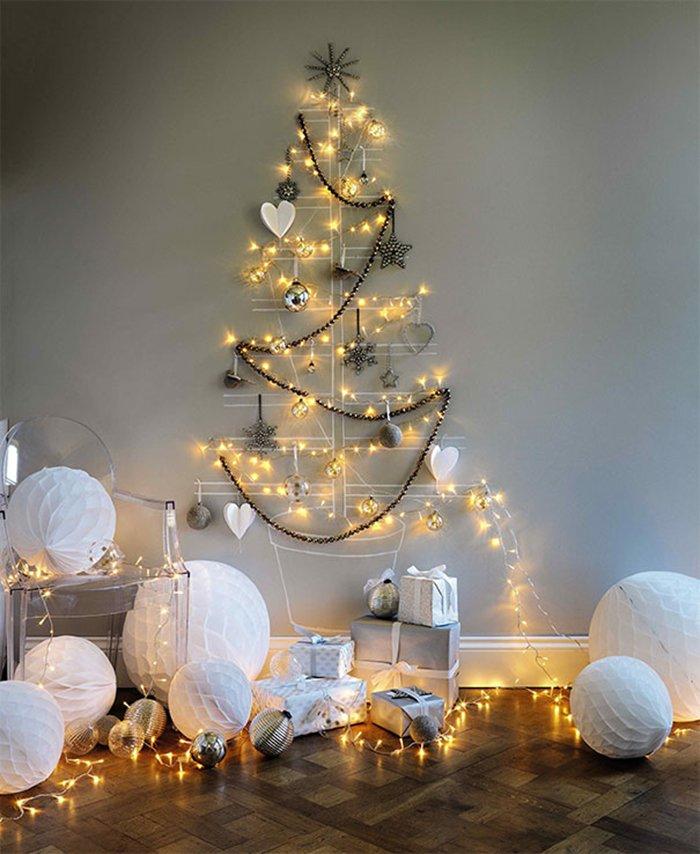 Wall ChristmasTree