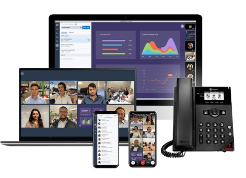 8x8 VoIP system