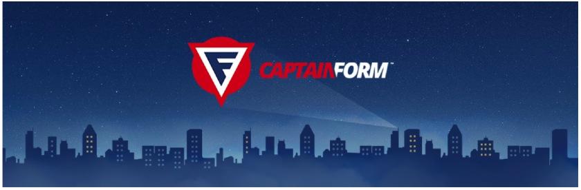 CapitainForm for Conditional quiz