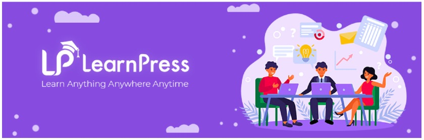 LearnPress for Educational quiz