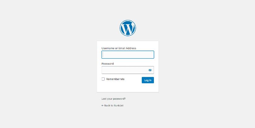 WordPress Install Redirect Plugin