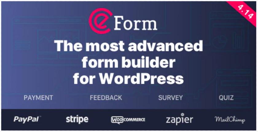eForm Advance Quiz Builder
