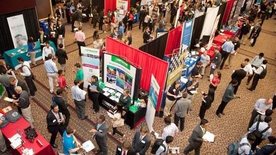 Screenshot of NC State Engineering Career Fair