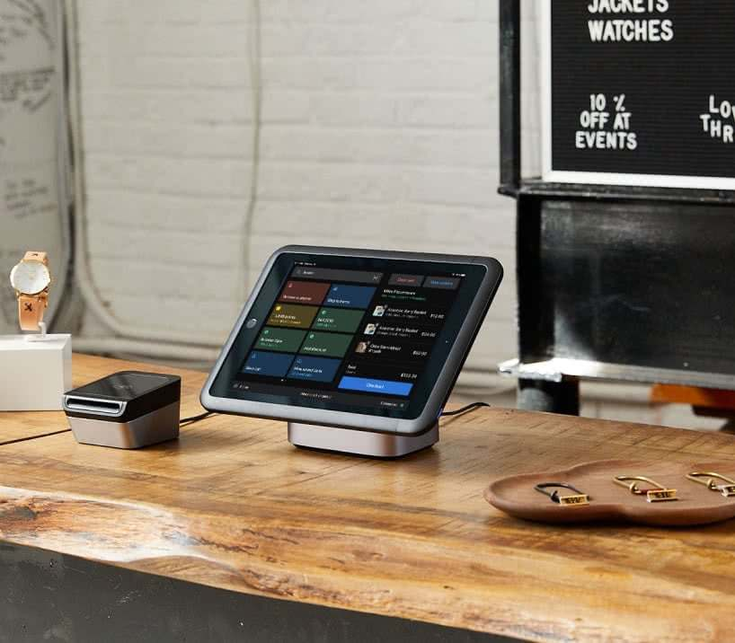 Screenshot of Shopify Ipad Stand