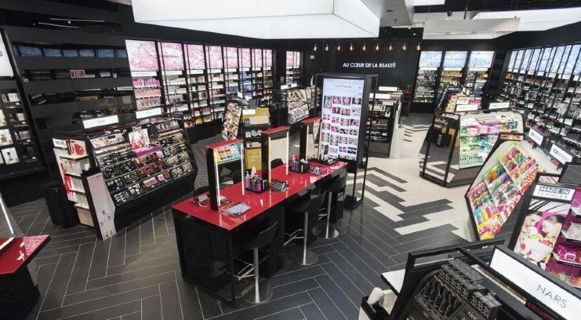 Sephora's Beauty Hub
