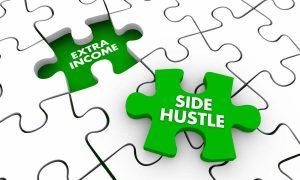 Extra Income vs Side hustle puzzle