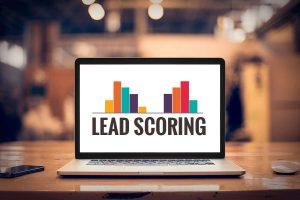 lead scoring data graph