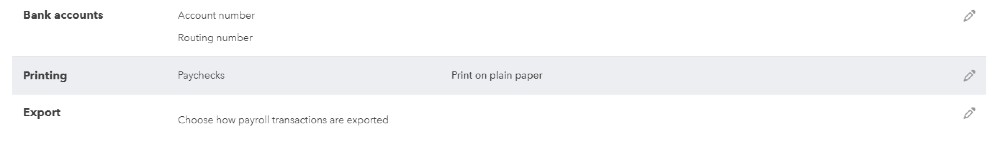Screenshot of Printing Current Checking