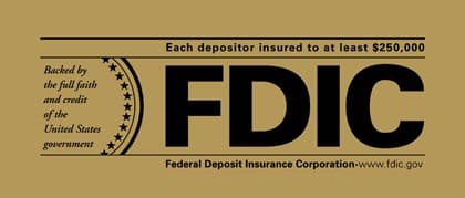 FDIC Sign Example