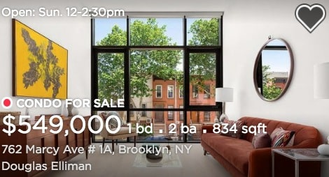 Open House Listing