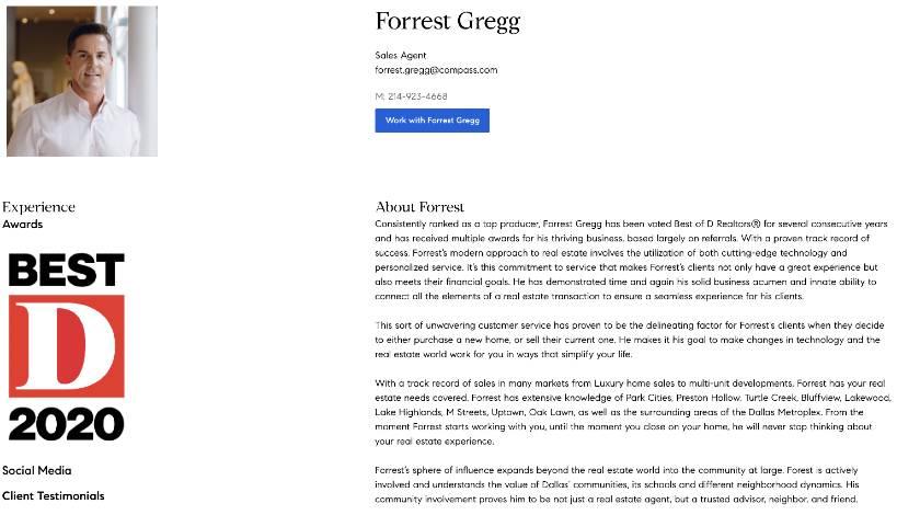 bio of Forrest Gregg
