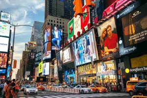 Billboards in the City