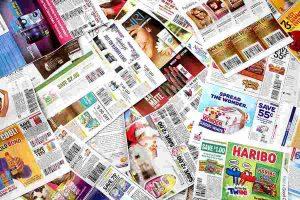 catalog and magazines