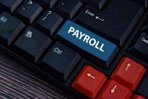 Payroll button on keyboard