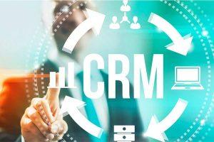 CRM graph organizer