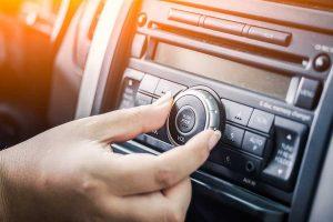 Tuning Car Radio Volume