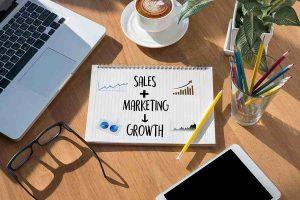 sales marketing concept
