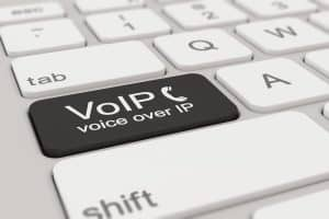 VOIP button on keyboard