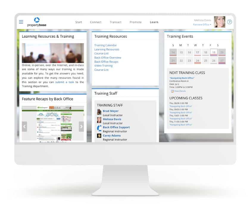 Back Office by Propertybase
