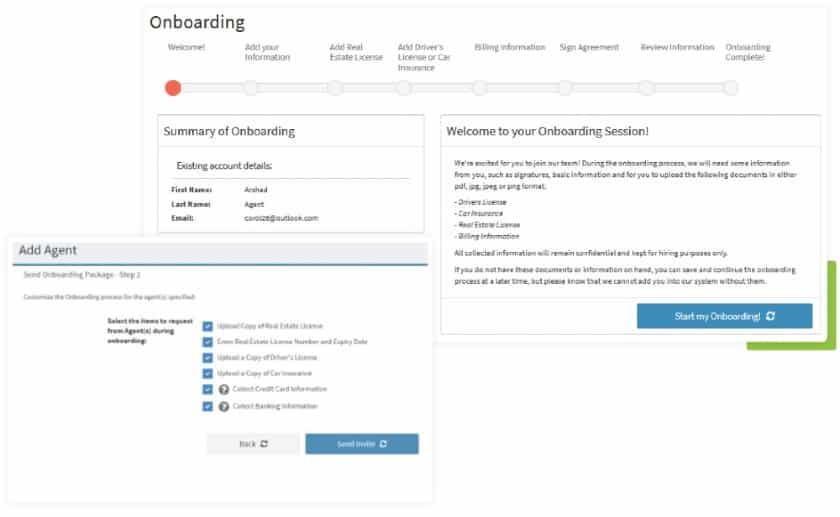 CORE BackOffice Agent Onboarding Checklist