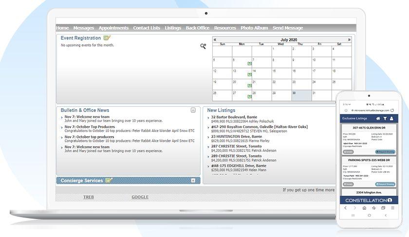 Constellation1 scheduler_and management system