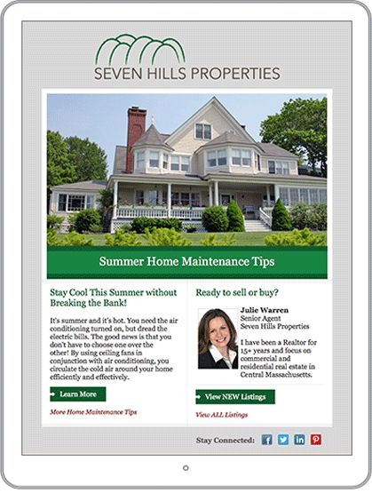 Seasonal Newsletters - Seven Hills Properties