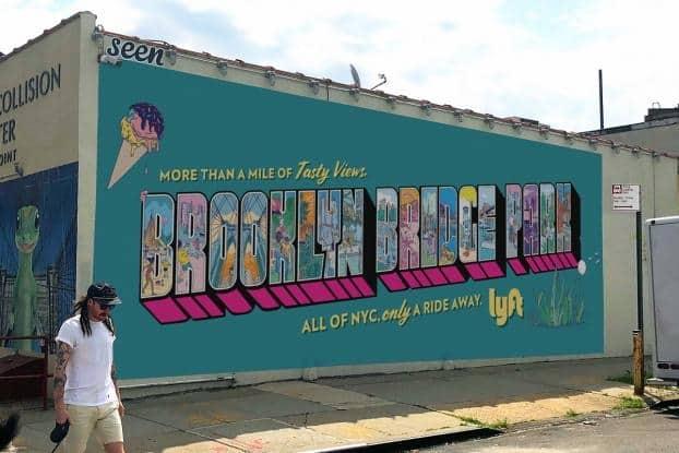 Artsy Billboard
