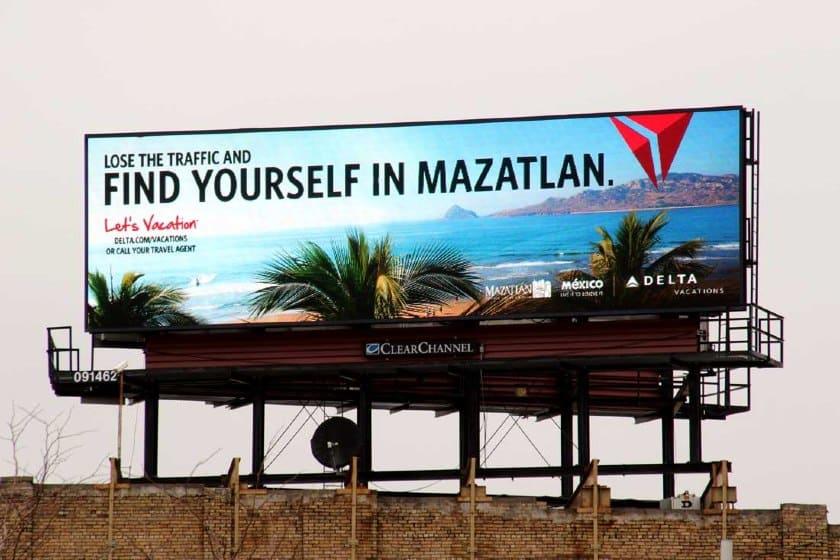 Billboard Clear Message