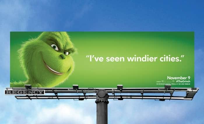 Connect With Locals Billboard design