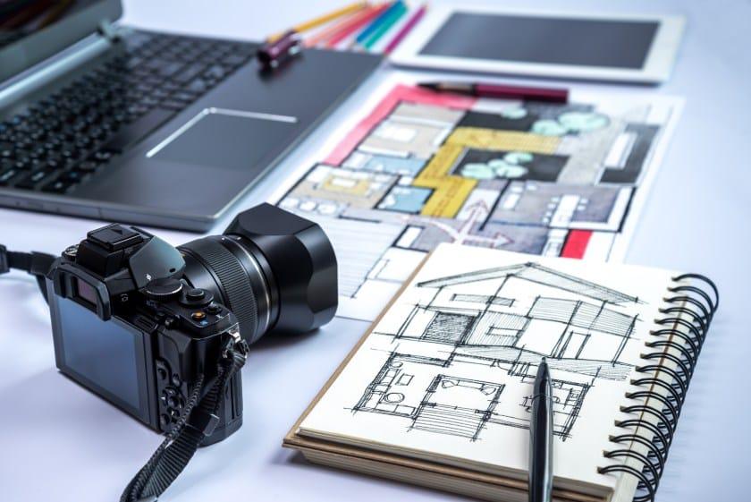 1. Take Professionally Staged Photos
