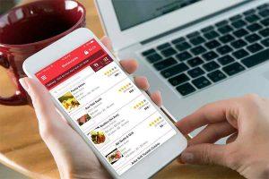 Restaurant mobile delivery software