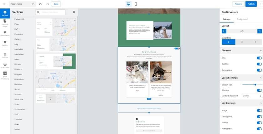 Bluehost Website Themes Design