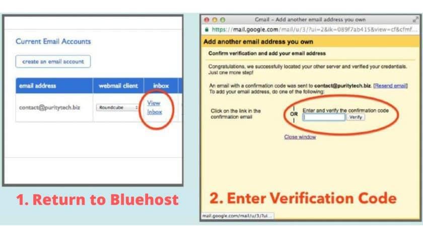 Gmail - Email Address Verification