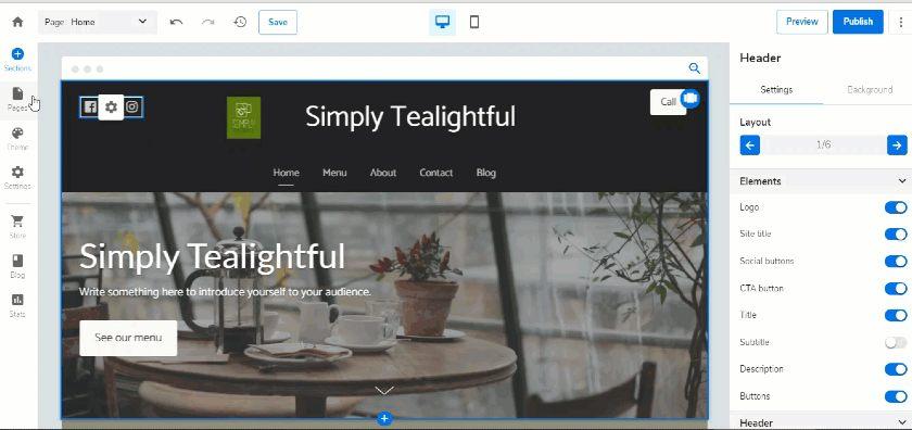 Bluehost Website Builder