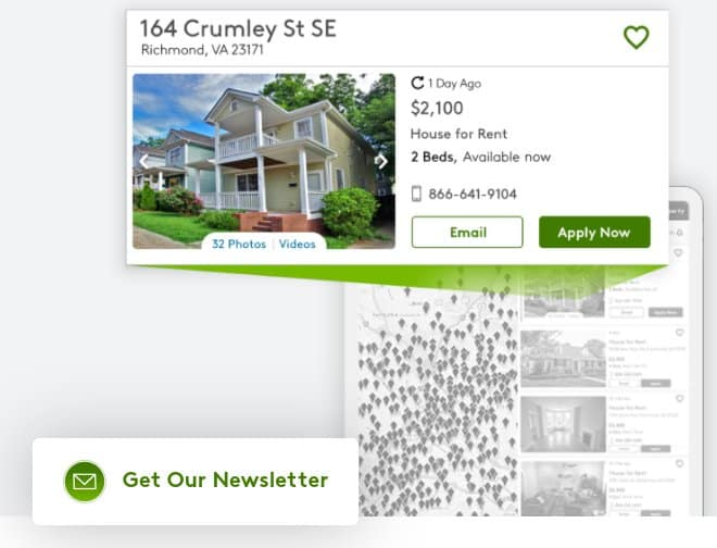 House for Rent Listing in Apartments.com