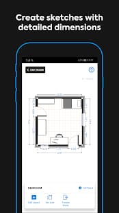 magicplan floorplan example