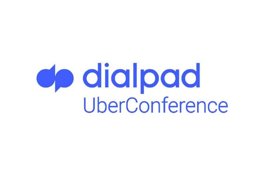 Dialpad UberConference logo