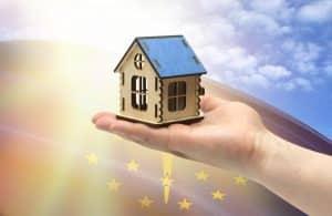 Holding a Tiny House