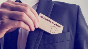 real estate agent tag