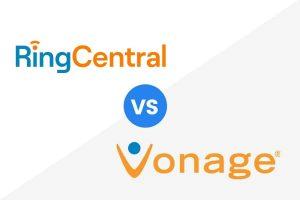 ringcentral vs vonage