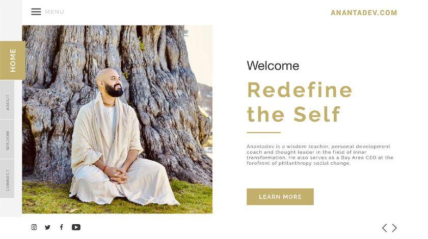 Anantadev.com website