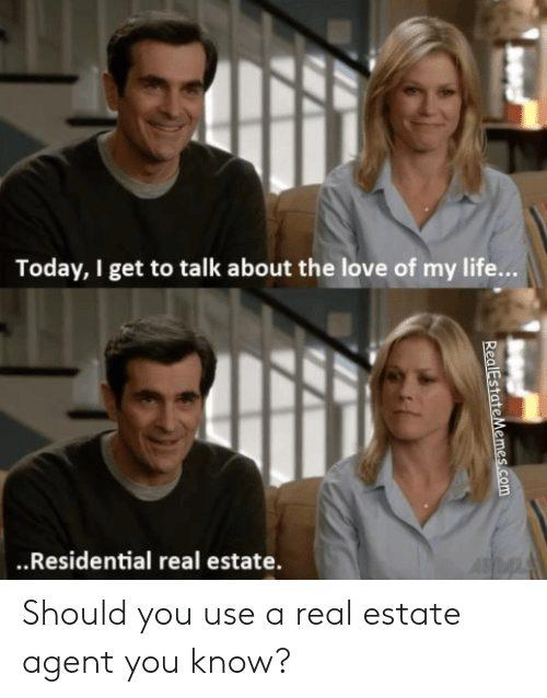 Screenshot of Passion for Real Estate Meme