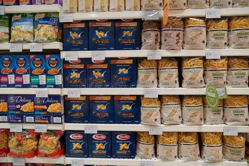 Screenshot of Pasta Noodles